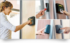 access control security installer - Security Systems Installer