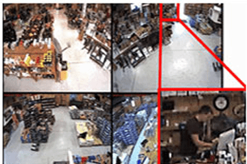 Megapixel Security Cameras Solutions