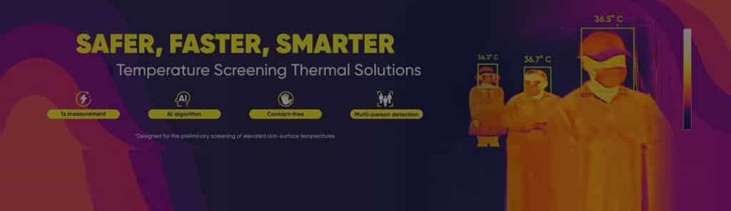 Nexlar Body Temperature Detection System