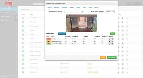 Nexlar Cloud Security Camera Gallery