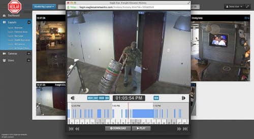 Nexlar Cloud Monitor Gallery
