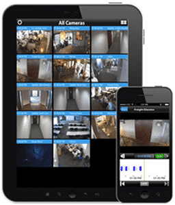 Nexlar Cloud Based Security Camera Mobile App