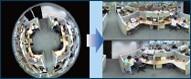 Nexlar Fisheye Dewarping And Tracking System