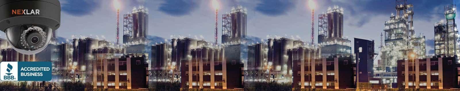 Nexlar Industrial Security Banner
