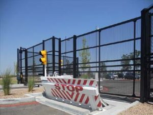 Nexlar Commercial Gate Security System