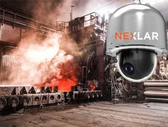 Nexlar Security Fire Detection Cameras