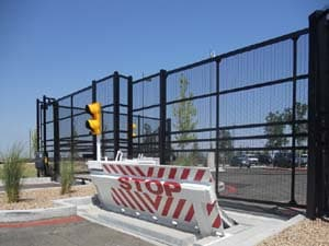 Nexlar Industrial Gate Security System