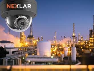 Nexlar Industrial Security Camera