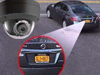 Nexlar License Plate Recognition Camera