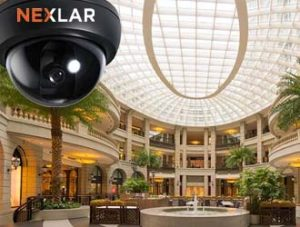 Nexlar Lobby Security Camera Installation
