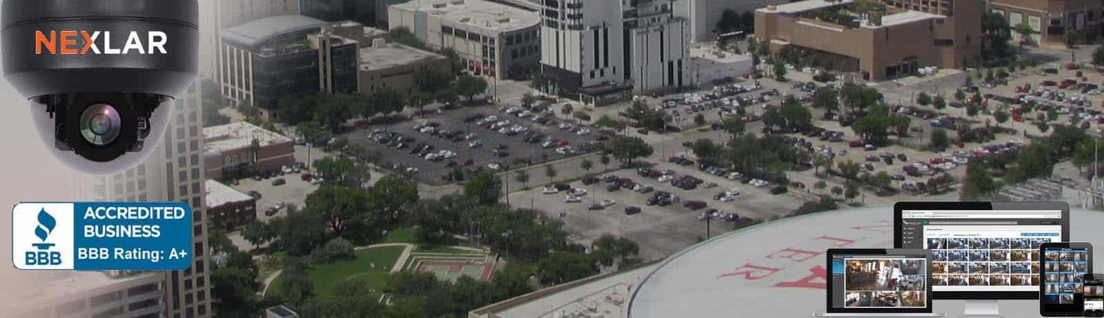 Houston Security Cameras Installation