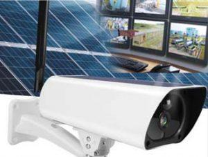 Solar Video Monitoring - Nexlar Security