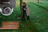 Nexlar CCTV Surveillance View