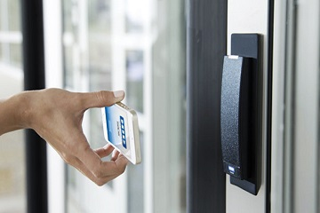 Building Access control system