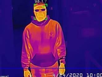 thermal surveillance cameras